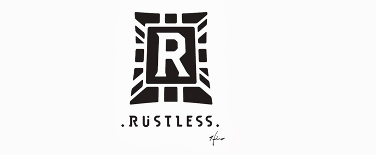 RUSTLESS PRODUCTION BY HIRO