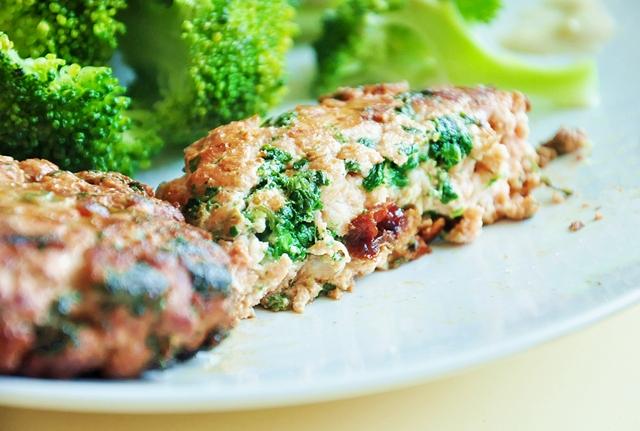 Dieta Jest Slodka 16 Dietetyczne Kotlety Mielone Ze Szpinakiem