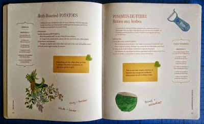 Kids Cook French bilingual cookbook review