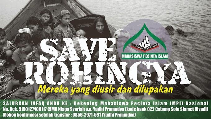 Pernyataan Sikap MPI Terhadap Imigran Rohingya