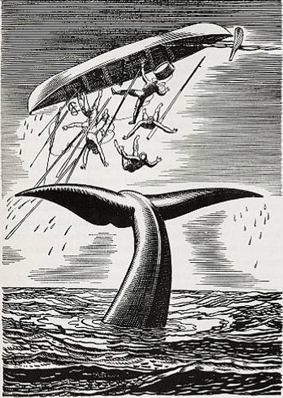 Booktryst an art box fit for moby dick for Masterpiece tattoo staten island