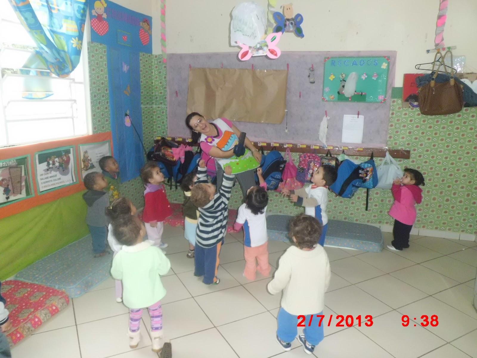 Amado COMPARTILHANDO SABERES NA EDUCAÇÃO INFANTIL***: ARTES VISUAIS NO  JN65