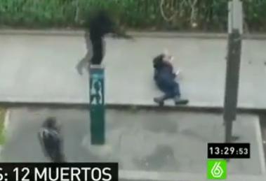 Atentado en Paris a la Charlie Hebdo por un grupo yihadista