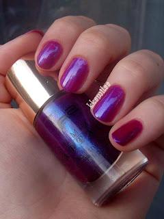 p2 Summer Attack nr 010 - Flirtin' Purple