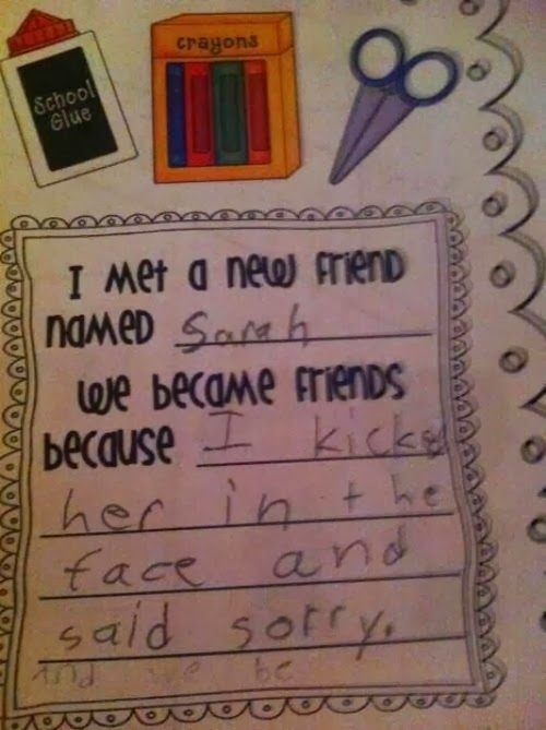funny kids notes 2013 5