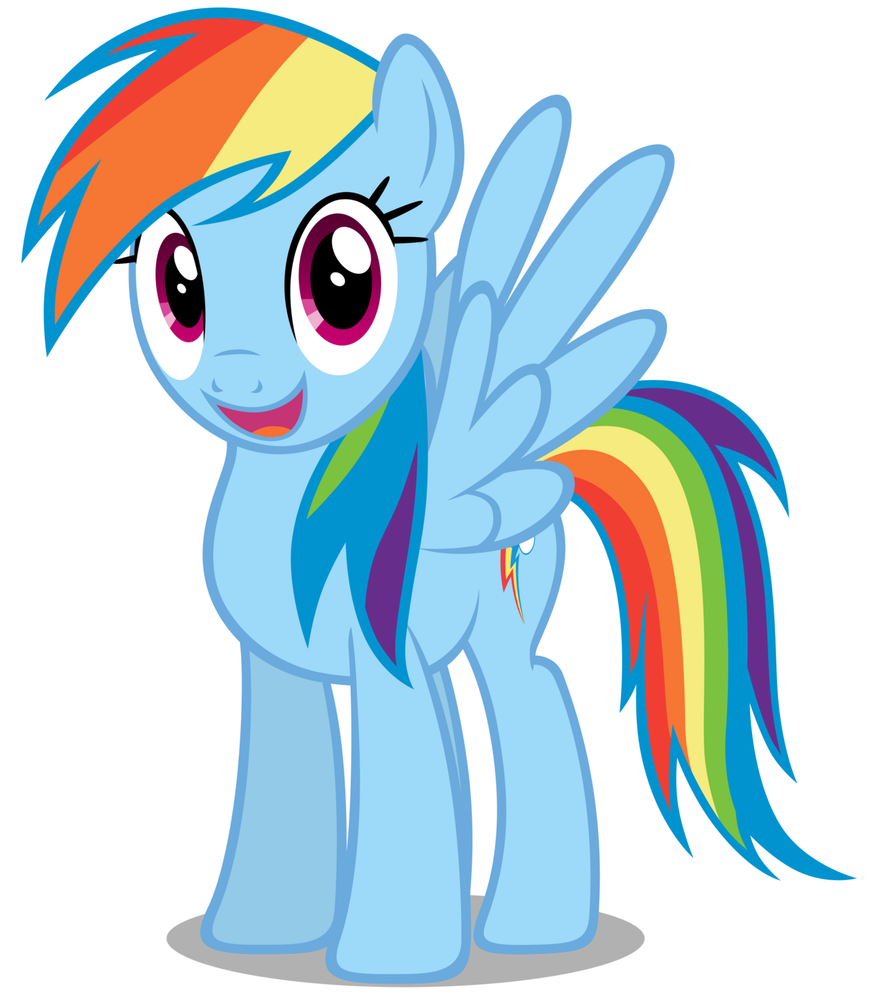 Party Mlp On Pinterest My Little Pony Rainbow Dash