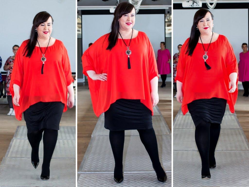 Pokaz mody - kolekcja marki Inna Ty