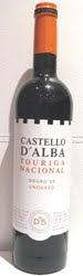 1815 - Castello D'Alba Unoaked Touriga Nacional 2009 (Tinto)