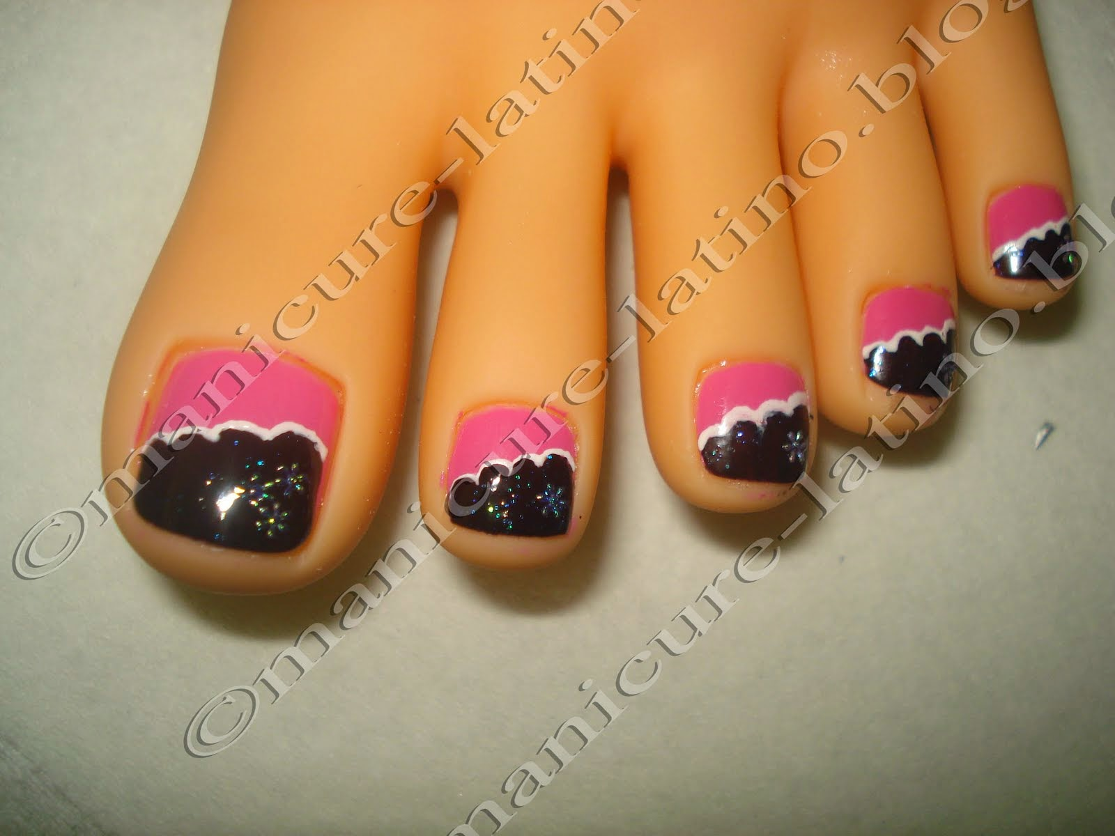 Dise O Para U As De Los Pies Toe Nail Design