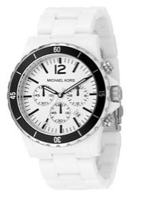 michael kors purpledyen online store michael kors watch mk8127 white acrylic chrono men