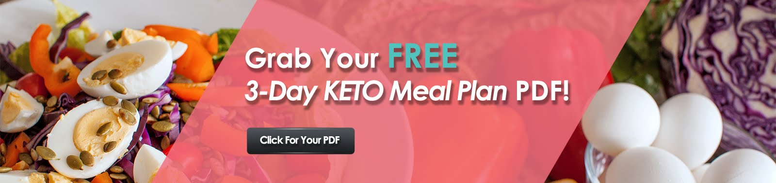 Free 3-Day KETO MEal