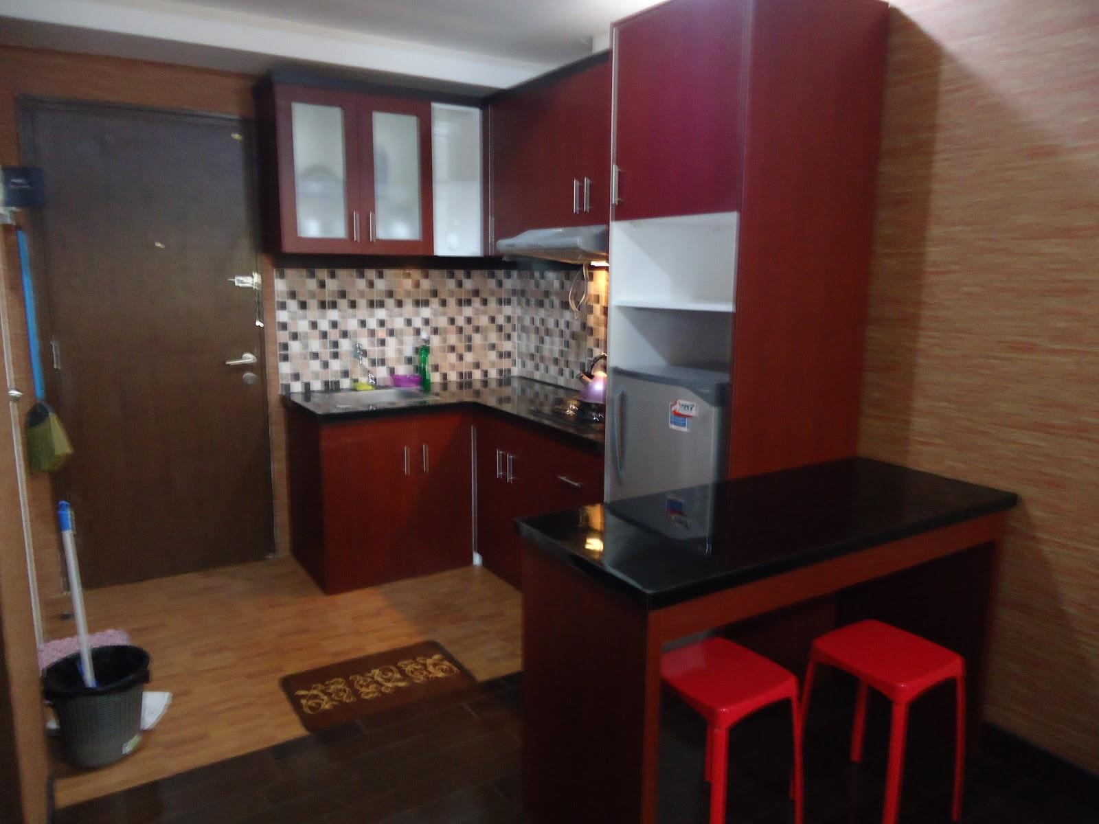 Adharinterior interior murah for Kitchen set jadi