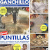 Revista: Labores del Hogar: Ganchillo  y Puntillas