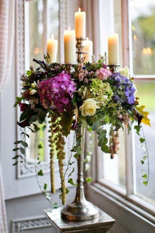 blog mi boda: 7 ideas originales para bodas con decoración barroca