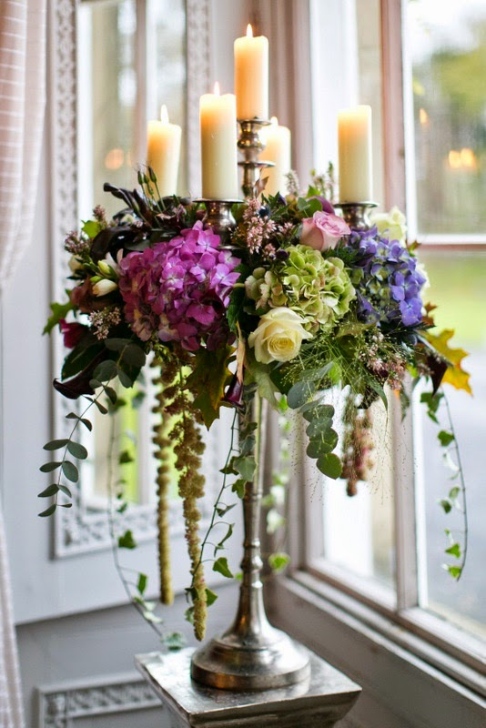 decoracion floral boda barroca blog mi boda gratis