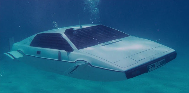 007: Lotus Esprit - The Spy Who Loved Me