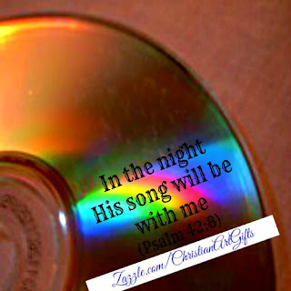 In the night His song will be with me Psalm 42:8