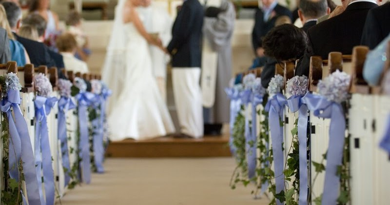 Diário de Moda Casamento Decoração Branco + Azul