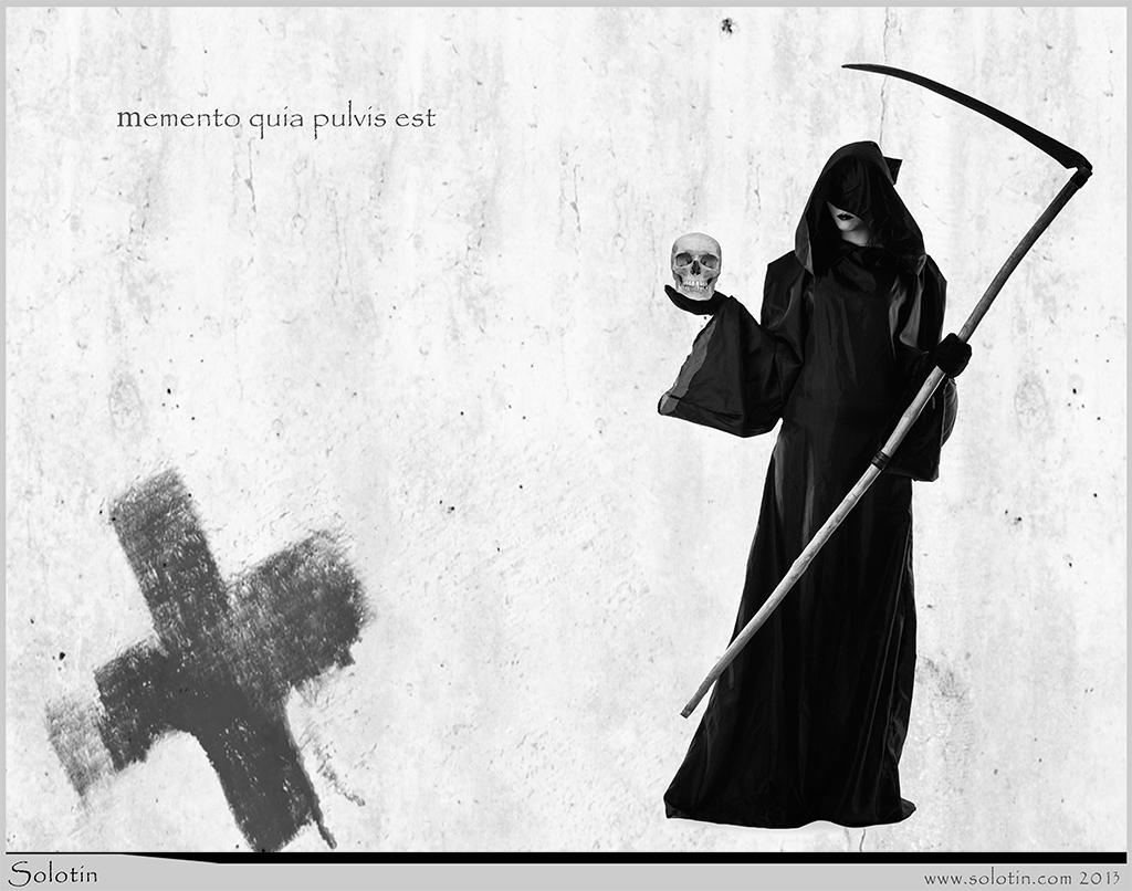 смерть, фото, студия, Тамбов, memento quia pulvis est