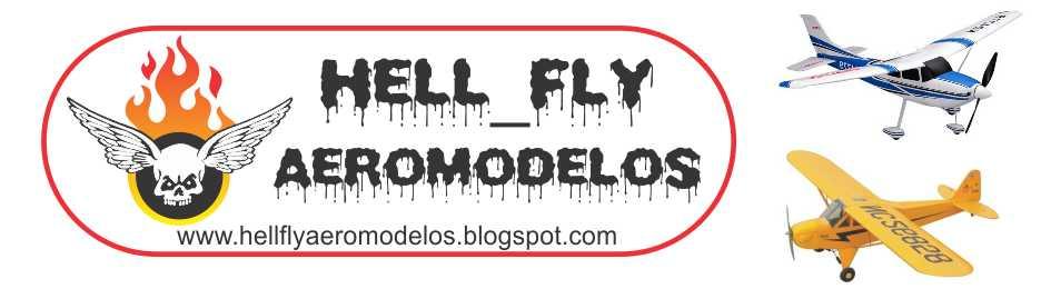 Hell Fly Aeromodelos