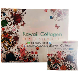 KAWAII COLLAGEN PHYTO STEMCELL SKINCARE