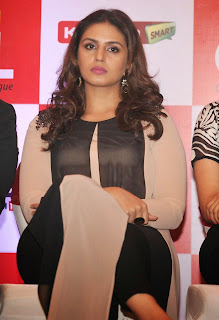 Kajal Aggarwal and Huma Qureshi Latest Pictures at Launch of 100 Hearts A Social Initiative By CCL ~ Celebs Next
