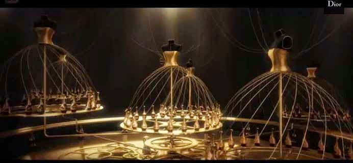 The Enchanted Factory de Dior.