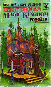Magic Kingdom for Sale--Sold! by Terry Brooks