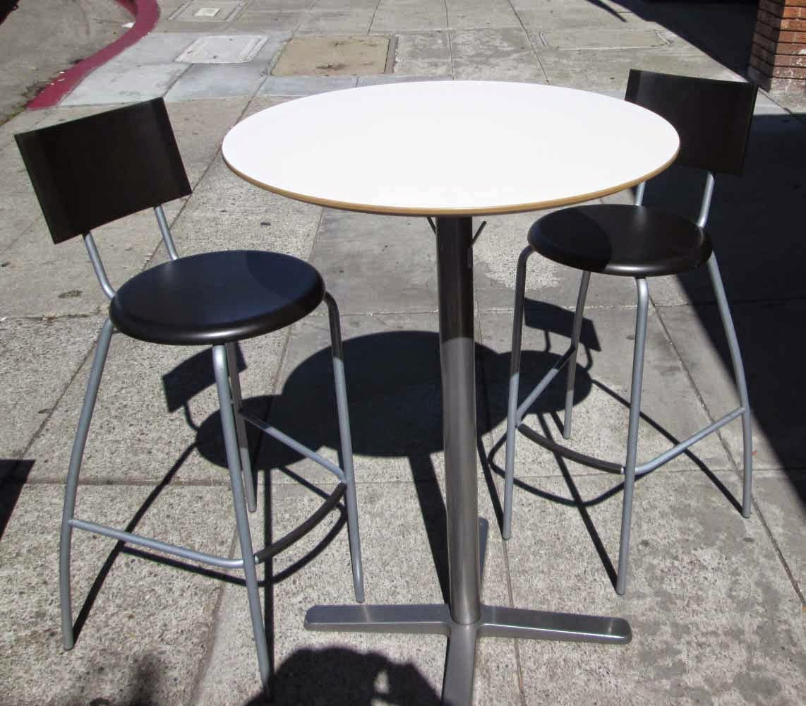 uhuru furniture collectibles sold ikea bistro table with 2 stools