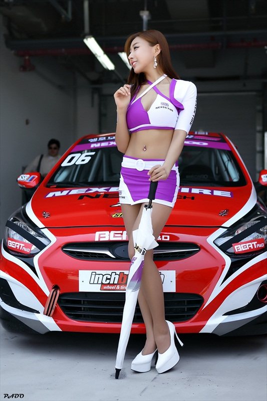 Jang Yoo Seul – CJ Super Race R1