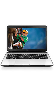 HP Pavilion 15-AC125TU  (Core i3 (5th Gen)/4 GB/1 TB/39.62 cm (15.6)/Free DOS) at Rs.23308, after cashback