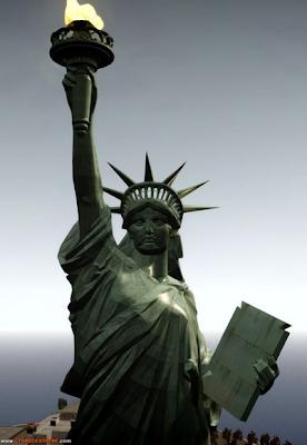 Estátua da Liberdade Para GTA IV