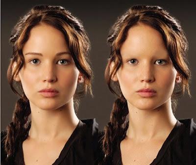 Katniss Everdeen hot or not Jennifer Lawrence funny Mockingjay