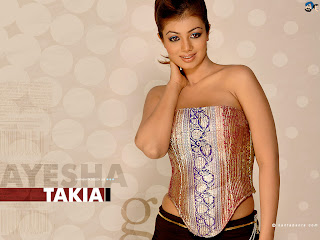 Hot Ayesha Takia