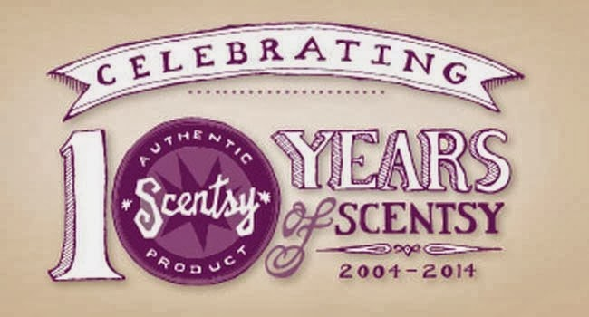 10 Years of Scentsy