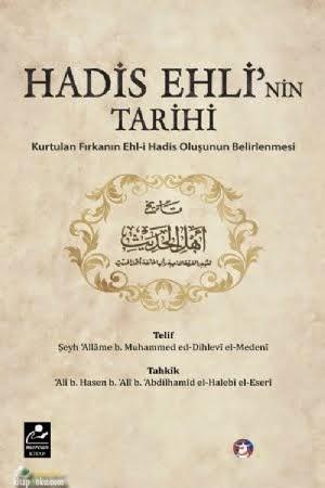 Hadis EhlininTarihi/ Hak Mezhep