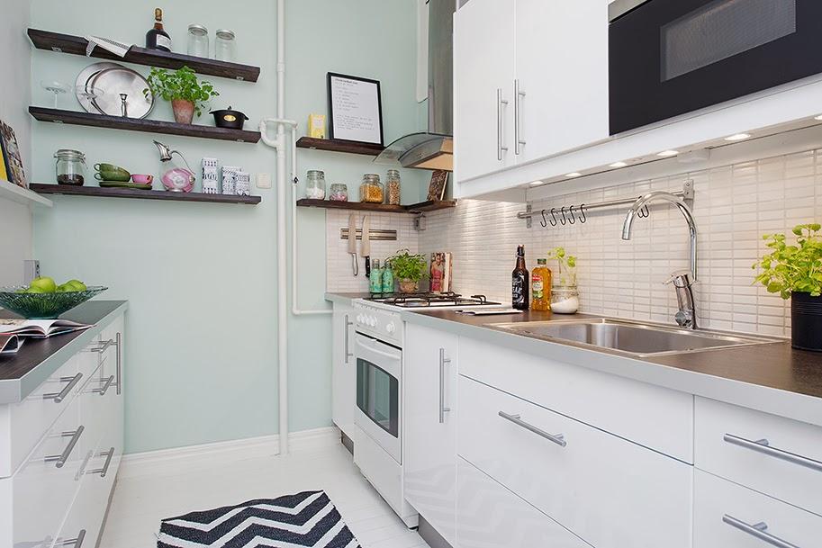 Una pizca de hogar: cómo decorar con éxito un piso de soltera