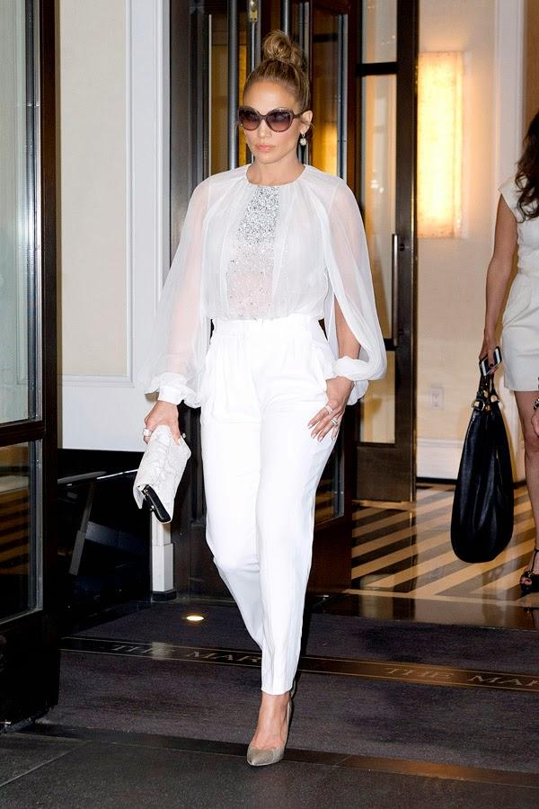 Chronicles Of A Fashion Rocqa Style Crush Jennifer Lopez