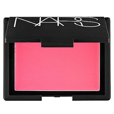 NARS Desire blush, makeup, Aprill Coleman, Glitter.Gloss.Garbage, beauty blogger, interview, First Look Fridays interview series
