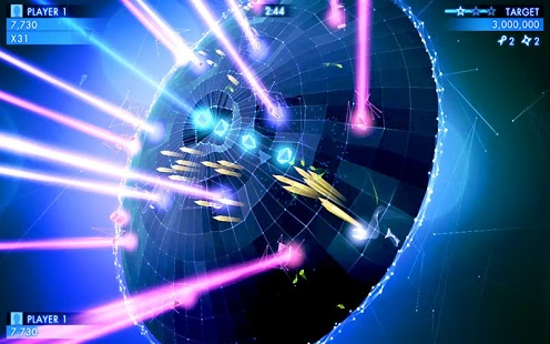 Geometry Wars 3 Dimensions Apk + Obb