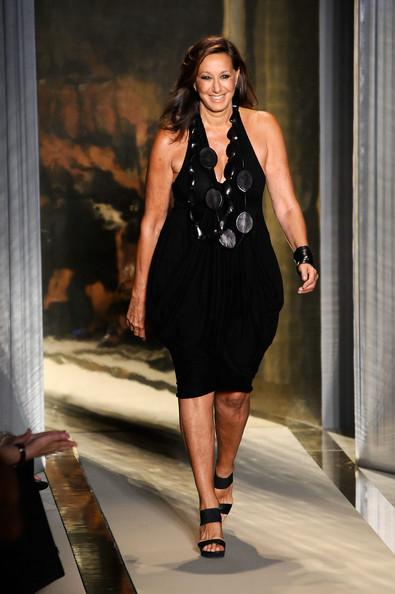 Fashion Room: donna karan fashion show