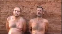 "Rakaman Video 2 Lelaki Di Bunuh Guna ""Ghainsaws"" (mesin gergaji)"