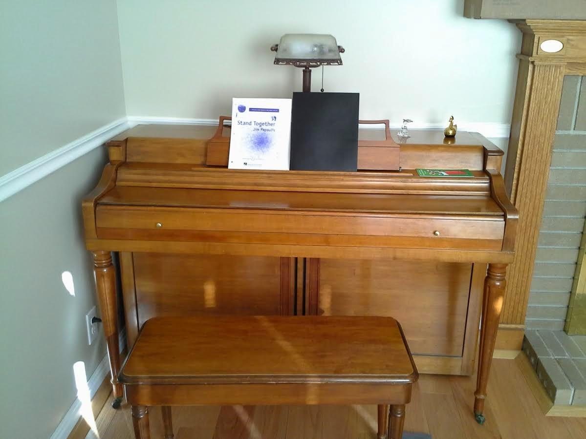 My Piano: Linus
