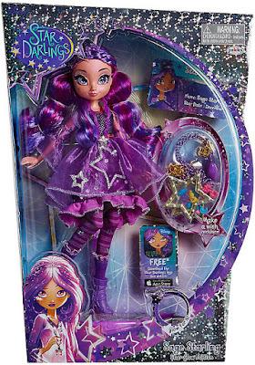 TOYS : JUGUETES - DISNEY Star Darlings  Sage : Star-Glow Edition | Muñeca - Doll  Producto Oficial Serie 2015  Comprar en Amazon España & buy Amazon USA