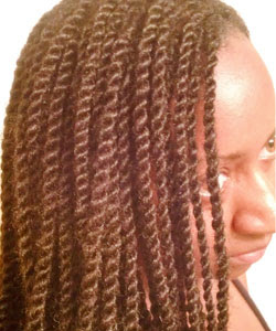 Hairstyles For Long Kinky Hair : Kinky Twists for Summer! CurlyNikki Natural Hair Care