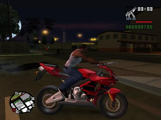gta san andreas pc free compressed