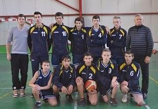Echipa de fotbal - 2013