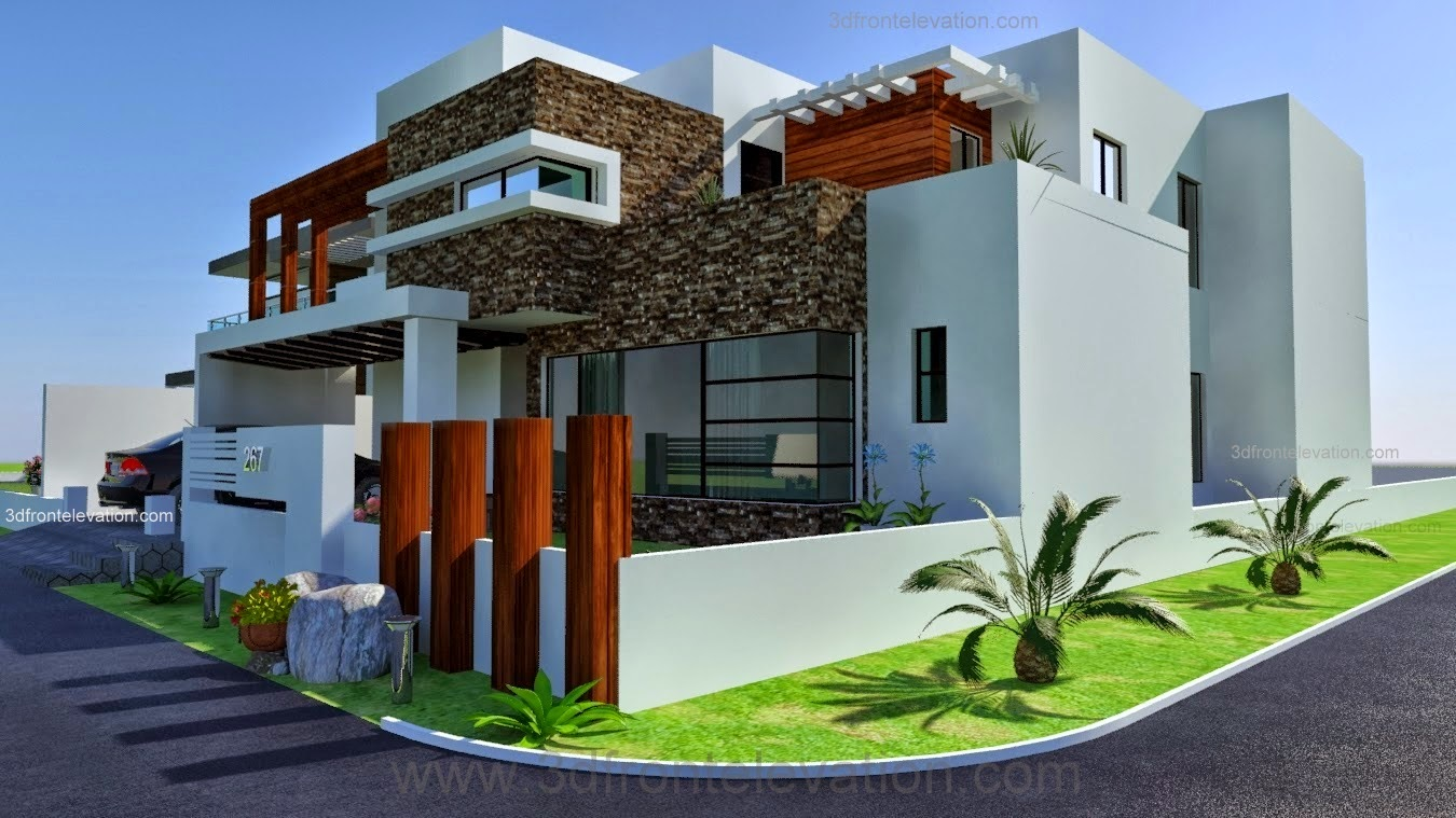 1 Kanal Home Plan