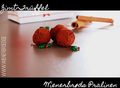 Zimt Trueffel / Cinnamon Truffle