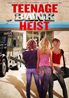 Ver online: Teenage Bank Heist (2012)